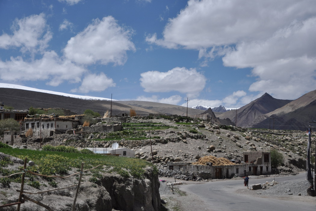 road to Leh