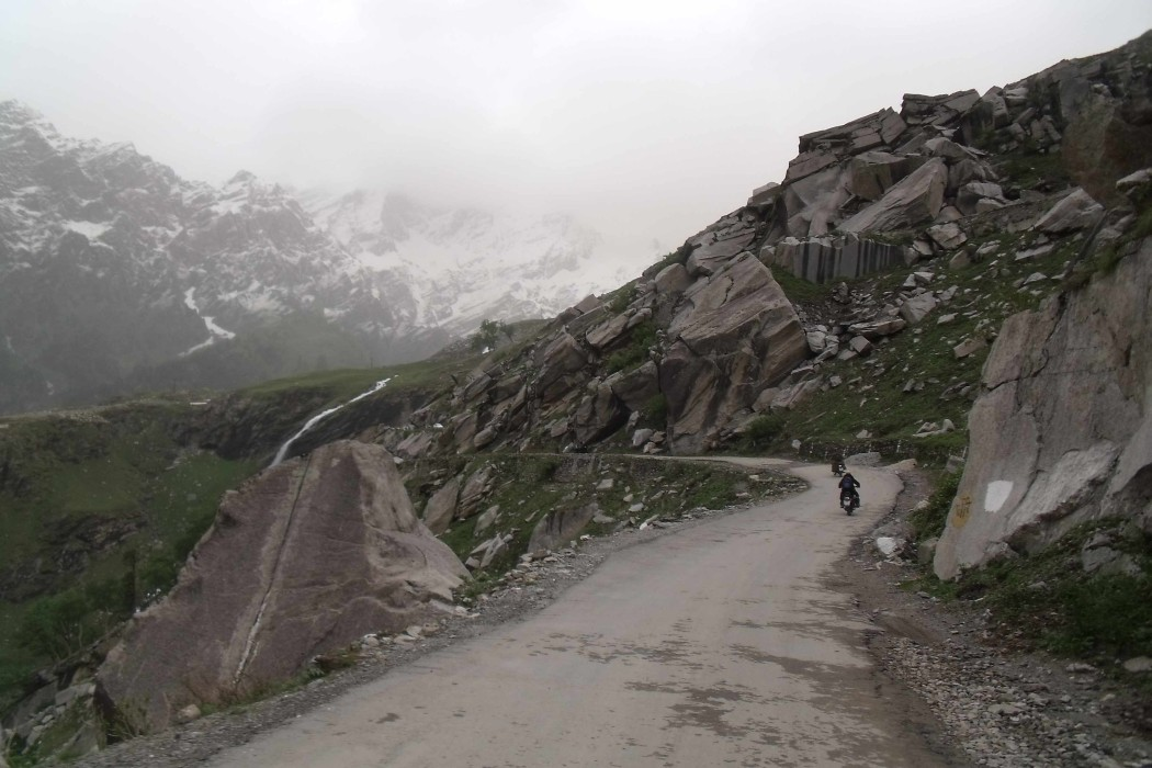 snowline Rohtang