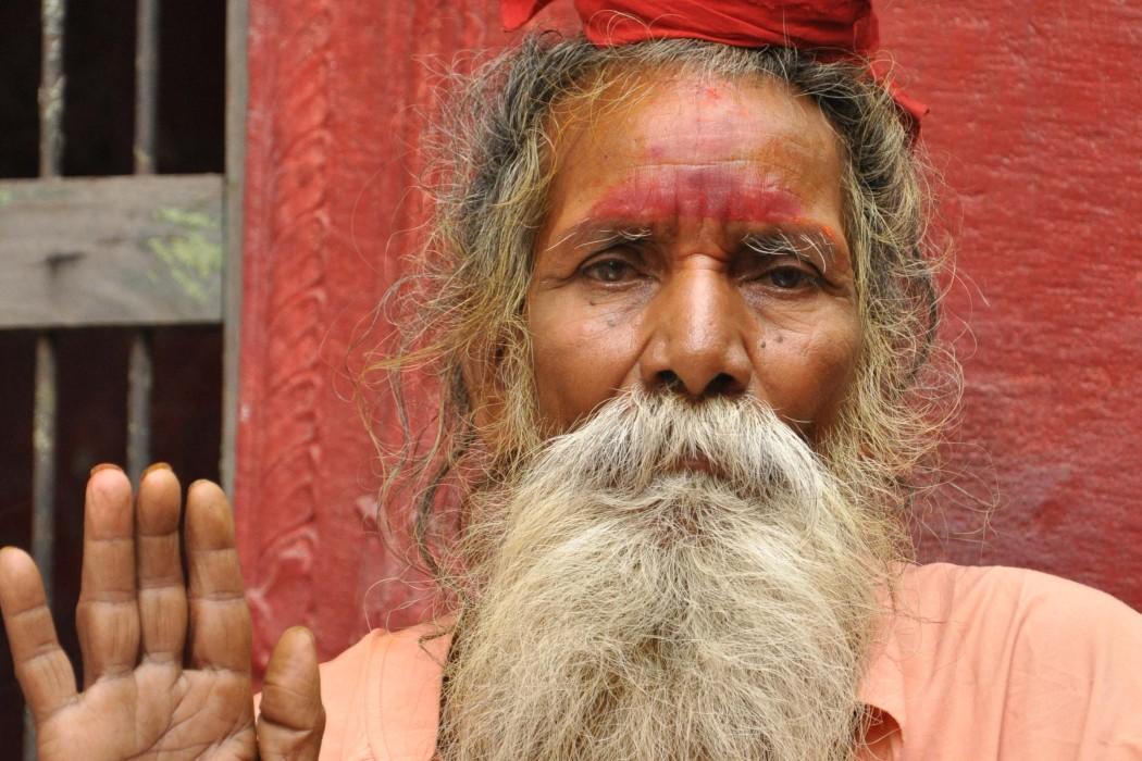 Sadhu (Holy man) Delhi